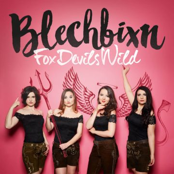 Blechbixn FoxDevilsWild Album Cover